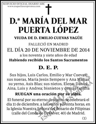 María del Mar Puerta López